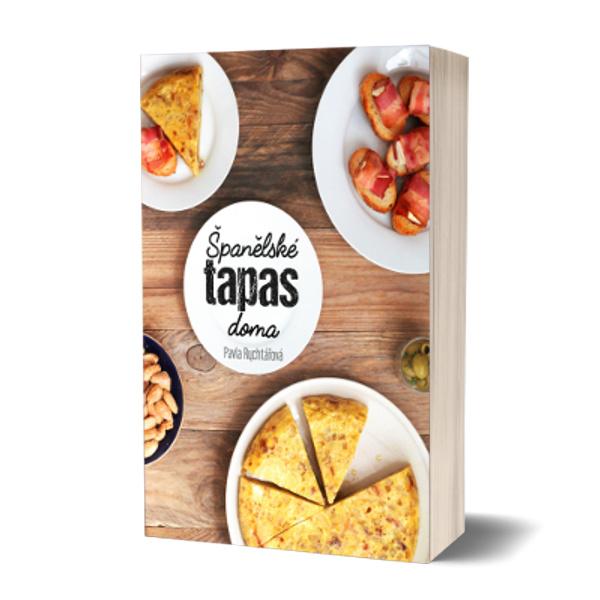 Ebook s recepty na pravé španělské tapas
