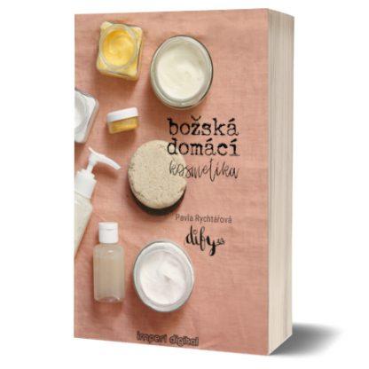 Elektronická kniha s recepty na výrobu kosmetiky