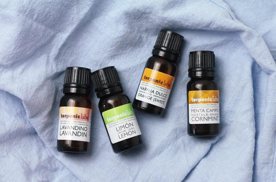 Použití éterického oleje jako přírodní aroma