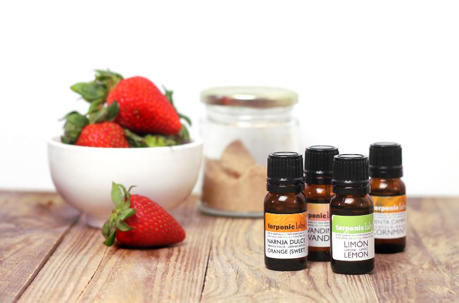 Jak ředit stoprocentně přírodní esenciální oleje do jídla?
