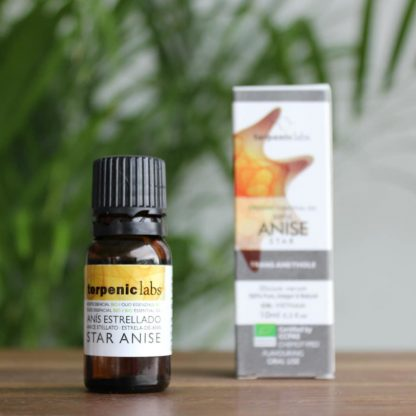 Esenciální olej badyán BIO, do kosmetiky i do jídla