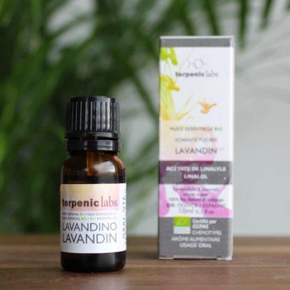 Lavandinový esenciální olej - přírodní levandulové aroma do potravin
