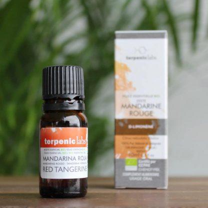 Esenciální olej mandarinka červená BIO (potr. kvalita)