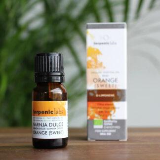 Esenciální olej v potravinářské kvalitě, doplněk stravy