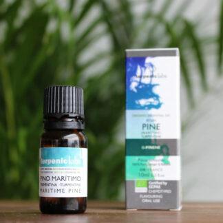 Esenciální olej terpentýn - borovice přímořská BIO, kvalita pro vnitřní užití