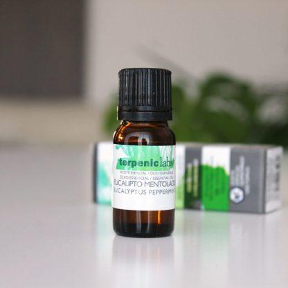 Esenciální olej eukalyptus mentolový