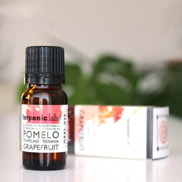 BIO esenciální olej grep, do jídla i kosmetiky