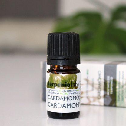 BIO esenciální olej kardamom, potravinářská kvalita