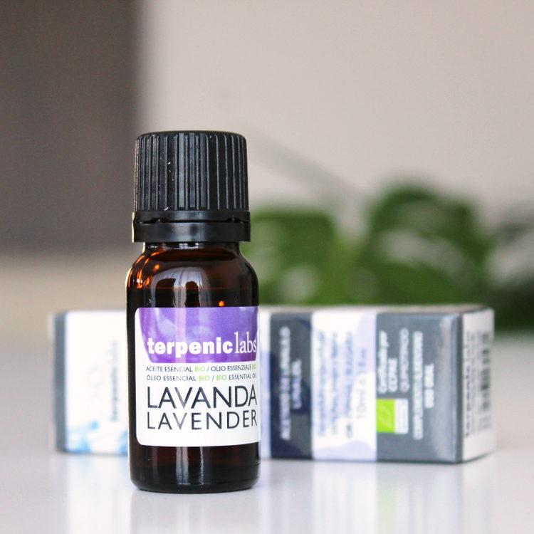 Esenciální olej BIO levandule lékařská, i pro vnitřní užití
