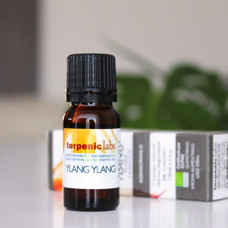 Esenciální olej ylang ylang BIO potravinářský