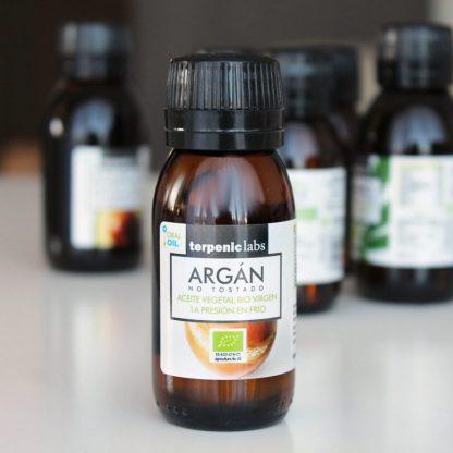 BIO arganový olej panenský první lis za studena