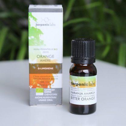 Esenciální olej hořký pomeranč BIO potravinářský