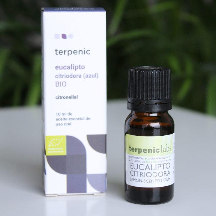 Esenciální olej eukalyptus citronový BIO potravinářský