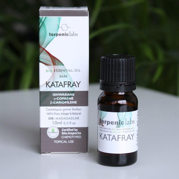 Esenciální olej Katafray