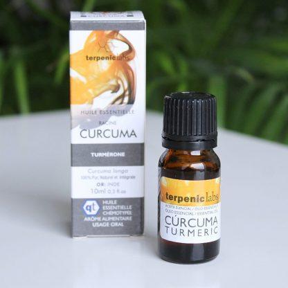 Esenciální olej kurkuma vnitřní užití