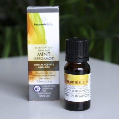 Esenciální olej mára bergamotová potravinářský