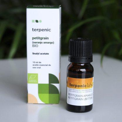 Esenciální olej petitgrain BIO potravinářský