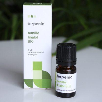 Esenciální olej tymián linalol BIO