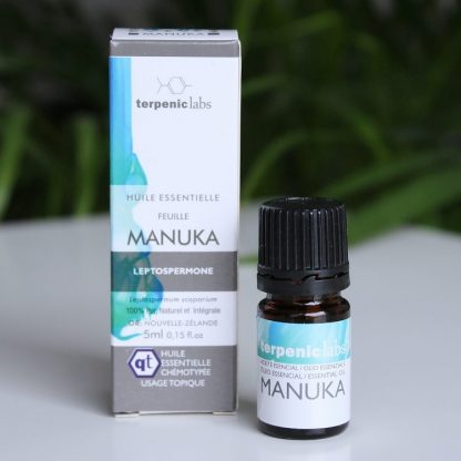 Esenciální olej manuka Terpenic