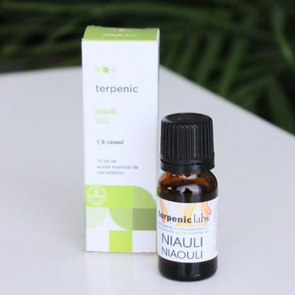 Esenciální olej niaouli BIO