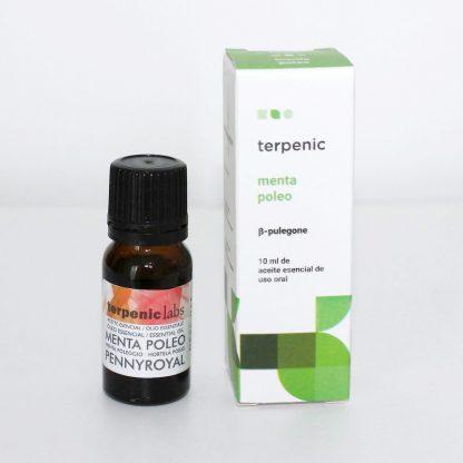 Esenciální olej máta polej Terpenic vnitřní užití