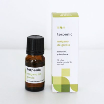 Esenciální olej řecké oregano Terpenic i k vnitřnímu užití