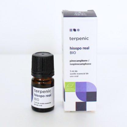 Esenciální olej yzop lékařský BIO Terpenic