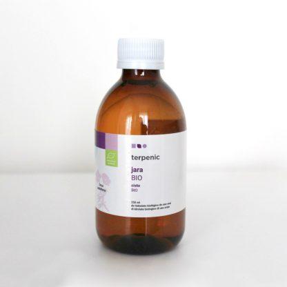 100% čistý přírodní hydrolát z cistu BIO