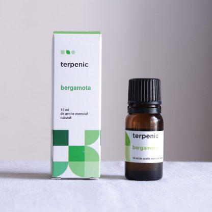 Esenciální olej bergamot potravinářský Terpenic