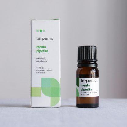 Esenciální olej máta peprná Terpenic (potravinářský)