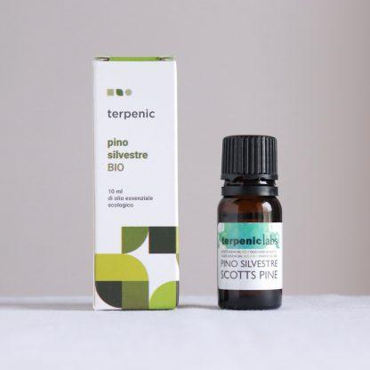 Esenciální olej borovice lesní BIO