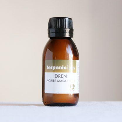 BIO tělový olej dren na podporu odvodňování Terpenic