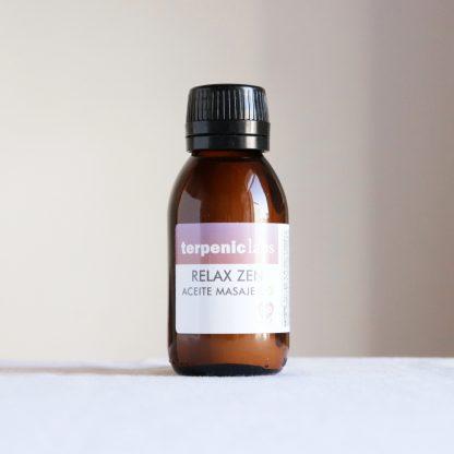 Relax Zen tělový olej BIO