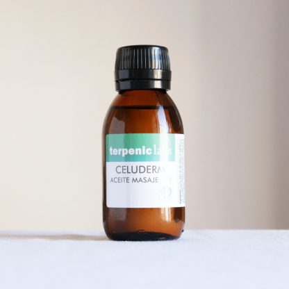 BIO tělový olej Celuderm na celulitidu od Terpenicu