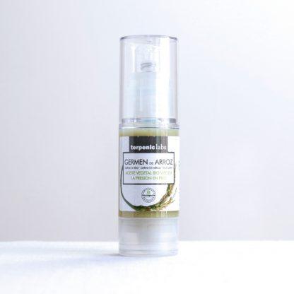 Rýžový olej BIO certifikovaný panenský z prvního lisu Terpenic