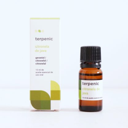 Éterický olej citronela Jáva - kosmetické i potravinářské užití