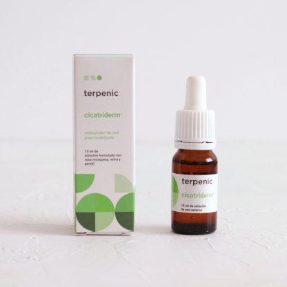 Cicatriderm – regenerační pleťový a tělový olej