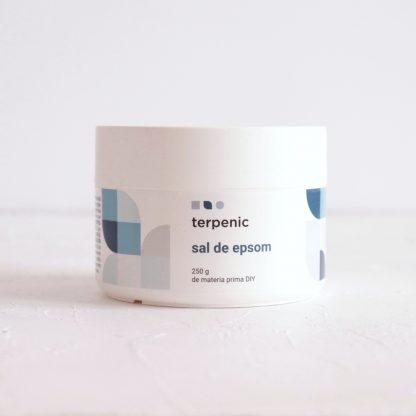 Epsomská - hořká sůl pro vnitřní i kosmetické použití