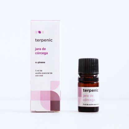 Éterický olej cist - labdanum - vnitřní a vnější užití