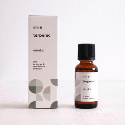 Synergie eureka (30 ml, mysl bystřící směs esenciálních olejů)
