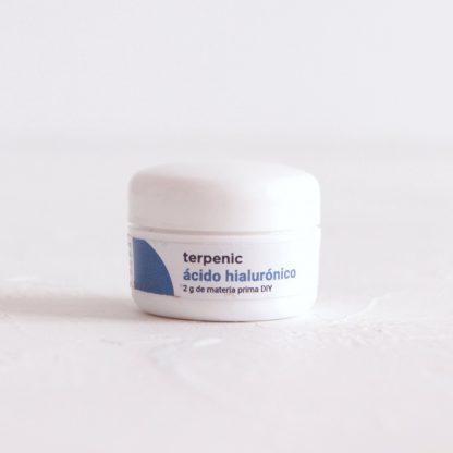 Kyselina hyaluronová vysoká molekulová hmotnost - kosmetická ingredience