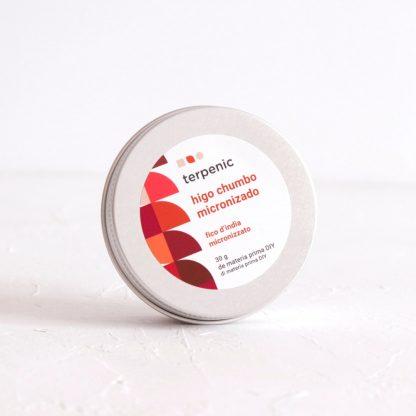 Mikronizovaný opunciový exfoliant - čistě přírodní peelingový prášek do kosmetiky z opunciových zrníček
