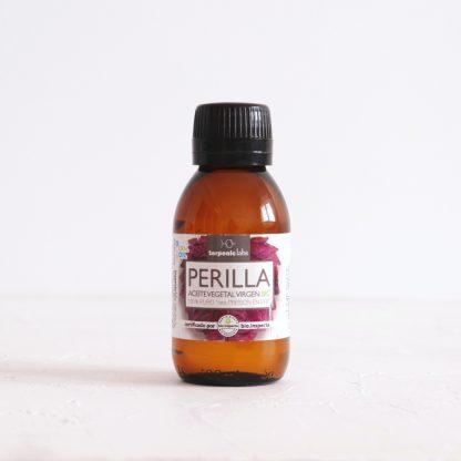 Perillový olej BIO, čistý přírodní panenský lisovaný za studena - vnitřní a vnější užití