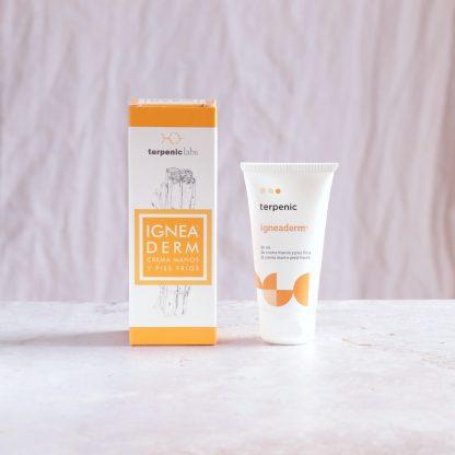 Igneaderm krém na studené ruce a nohy se skořicí - aromaterapeutická kosmetika